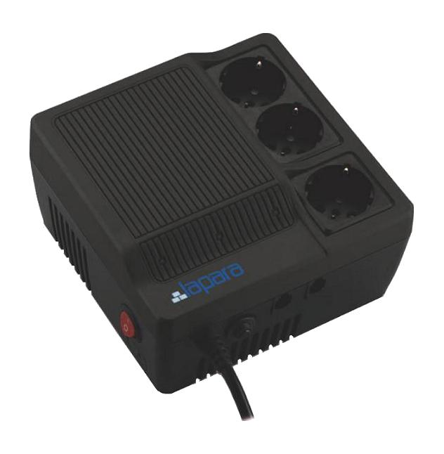 Regulador de tensión 1200VA LA-AVR-1200 Lapara UPS